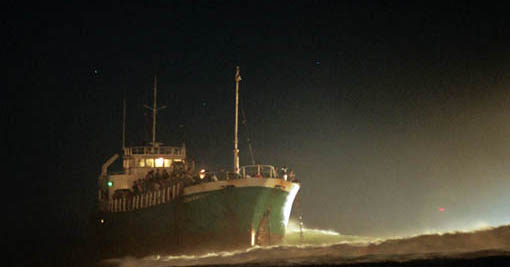 Ship Photograph